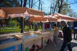 В воскресенье детям будут бесплатно раздавать мороженое в калининградском зоопарке
