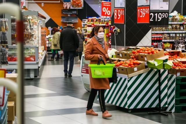 В первом полугодии оборот розничной торговли в Калининградской области сократился на 4,5%