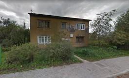 В Калининграде сгорел аварийный дом на улице Рыбников, который выкупает «БалтАвтоЛайн»