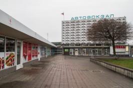 На автовокзале в Калининграде всем пассажирам будут измерять температуру