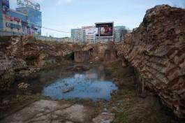 Гольдман: Есть желающие превратить территорию у руин Королевского замка в некий парк с некой коммерцией