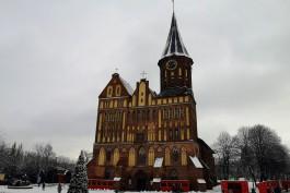 Руководство Кафедрального собора: Башни здания «гуляют» — это видно по трещинам внутри и на фасаде