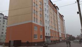 В Калининграде обманутые дольщики «Регион-Сервиса» получили ключи от квартир в Ганзейском переулке