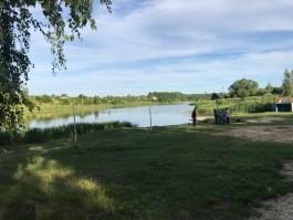 В Багратионовске утонула в озере пятилетняя девочка