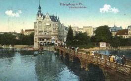 «Живой Кёнигсберг»: Дворец Бельвью