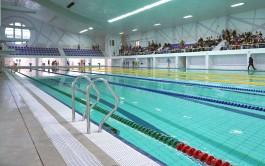 В спорткомплексе «Юность» в Калининграде открыли бассейн после реконструкции