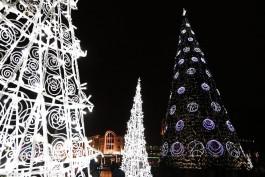 На новогодние праздники Калининградскую область посетили 48 тысяч человек
