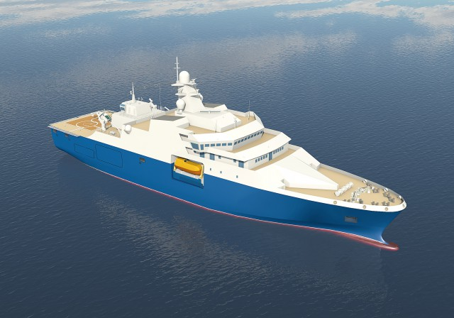 ВКалининграде заложат судно «Воевода» для Минпромторга