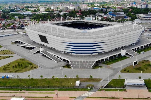 На стадионе «Калининград» сдают в аренду четыре помещения под офис