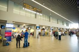 В августе услугами «Храброво» воспользовались 267 тысяч пассажиров