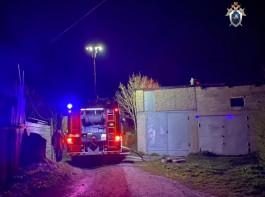 При пожаре в Гвардейске погиб 51-летний мужчина
