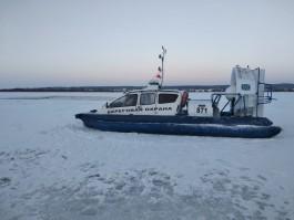 Власти Немана: Литовские пограничники сообщили об упавшем в полынью ребёнке