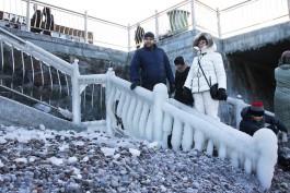 Синоптики обещают калининградцам мороз и ветер в праздничные выходные