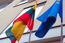 Президент Литвы потребовал от белорусских властей прекратить насилие и пригрозил санкциями