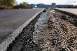 Власти выдали разрешение на реконструкцию улицы Дачной в Калининграде