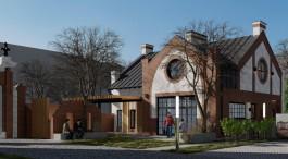 «В исходных габаритах»: проект офиса на территории Лёбенихтского госпиталя прошёл историко-культурную экспертизу