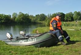 На озёрах Калининграда за безопасностью будут следить спасатели и волонтёры
