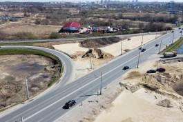 Минтранс подал заявку на выделение 8 млрд рублей для достройки Северного обхода