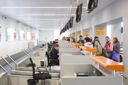 За полгода «Победа» перевезла на калининградском направлении более 160 тысяч пассажиров