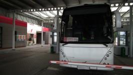 В Гроново задержали пьяного водителя рейсового автобуса из Калининграда