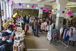 «Заплати, сколько хочешь»: в Калининграде прошёл BOOM Market