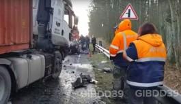 «Выехал на встречку»: в лобовом столкновении под Талпаками погиб водитель «Фольксвагена»