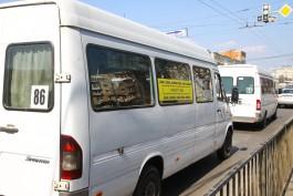 Власти Калининграда намерены оставить в новой транспортной сети 136 маршруток