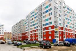 Калининградская область оказалась среди лидеров по приросту цен на жильё