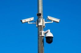 На площадке для паркура в Калининграде установили камеры «Безопасного города»