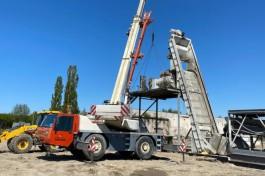 Под Зеленоградском в июне планируют открыть производство бетона