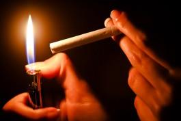 В «Храброво» задержали пассажира рейса Санкт-Петербург — Калининград за курение на борту