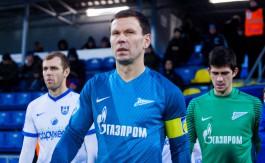 «Балтика» в Санкт-Петербурге сыграла вничью с «Зенитом-2»
