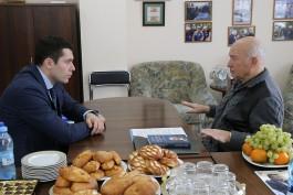 Алиханов о смерти Лужкова: Это утрата для всей страны