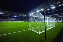 «Балтика» проиграла «Лучу» на стадионе «Калининград»