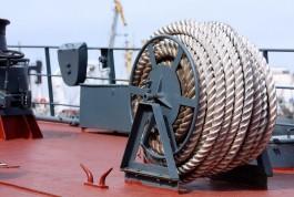 Польский корабль получил пробоину во время учений в Балтийском море