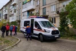 В Балтийске введут режим ЧС после взрыва в пятиэтажном доме