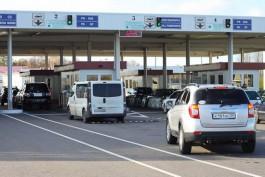 Пограничники: Калининградцы стали ездить в Польшу чаще, чем во время МПП