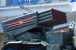 В Калининградской области построили арсенал для хранения ракет и подводного оружия