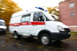 """«Девять """"Газелей""""»: областным медикам подарили новые машины «скорой помощи»"""
