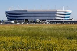 Началась продажа билетов на матч России и Швеции на стадионе «Калининград»