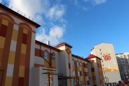 Новый корпус детского сада на Сельме обещают достроить раньше срока