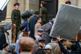 «Гражданские — слева, военные — справа»: как снимают драму о Нюрнбергском процессе в Калининграде