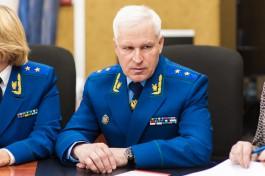 Хлопушин пообещал разобраться с надзорным органами, разрешившими работу ТЦ с нарушениями