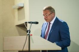«Слушать неинтересно»: как Ярошук отчитывался о работе администрации Калининграда