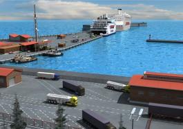 Проект строительства сетей для морского терминала в Пионерском прошёл госэкспертизу