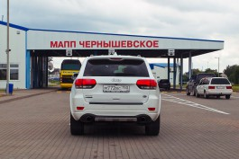 В сентябре временно закроют пять пунктов пропуска на границе с Литвой