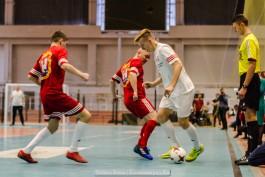 «Игра для всех»: в калининградском спорткомплексе провели благотворительный матч по мини-футболу