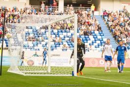 «Три поражения и третья ничья»: как «Балтика» сыграла дома с футболистами из Сочи