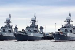 Военные Балтийского флота эвакуировали иностранного моряка с тяжёлыми травмами