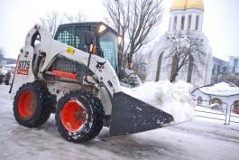 Ярошук признал, что МУП «Чистота» не справится с сильным снегопадом
